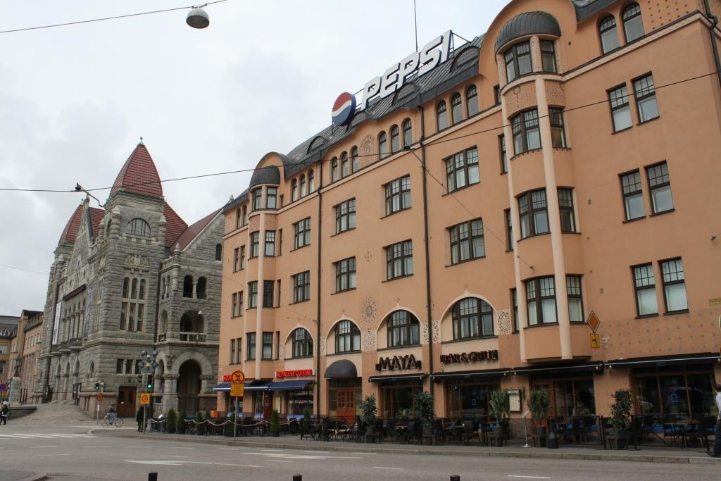 Asianajotoimisto Legistumin pääkonttori Helsingissä